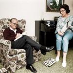 Truman Capote and Harper Lee, 1966 | Photo: Corbis