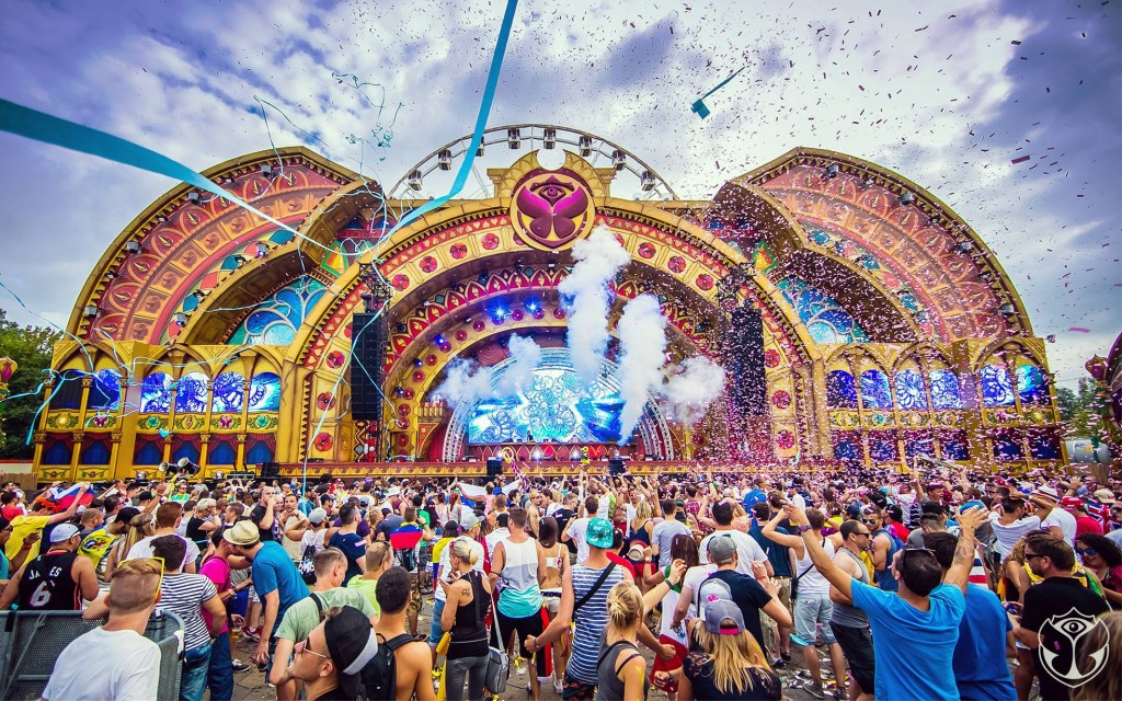 Tomorrowland – the key to success
