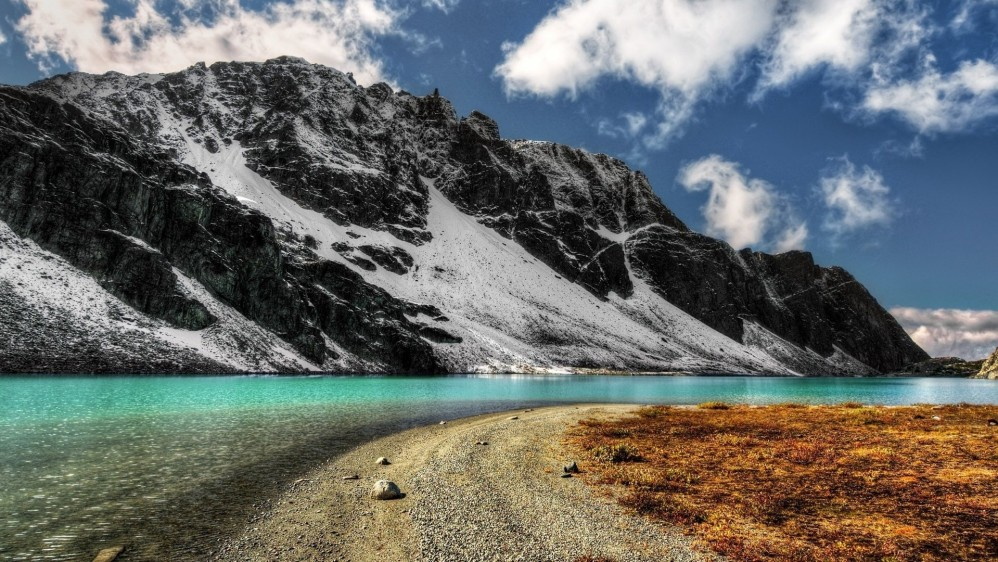 Are you a beach or a mountain personality?