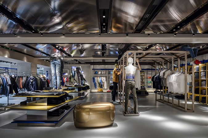 Harvey Nichols revamps its menswear space