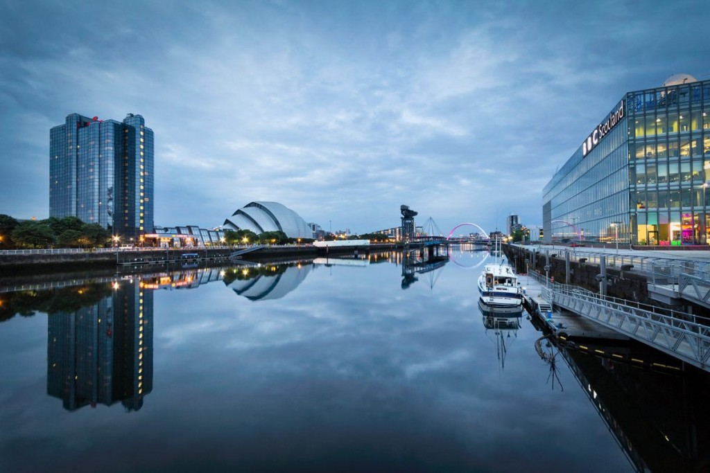 Glasgow City Marketing Bureau reports best ever year end with new conference business worth £141 million