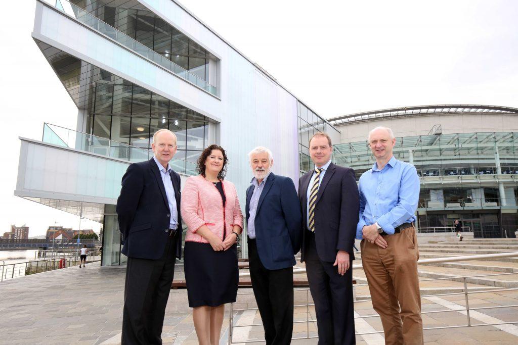Belfast shines as a world-class business destination